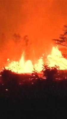 Hawai : l'éruption volcanique redoutée de Kilauea a eu lieu