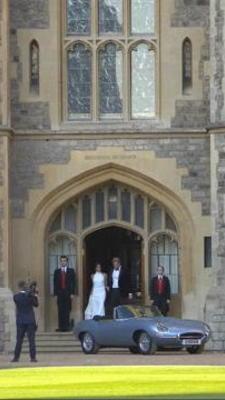 Mariage du prince Harry et Meghan Markle : un petit air d'Hollywood