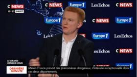 Adrien Quatennens : Le Grand Rendez-Vous du 01/12/2019