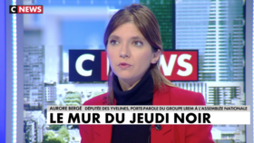 L'interview d'Aurore Bergé