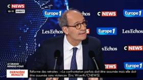 Eric Woerth : Le Grand Rendez-Vous du 08/12/2019