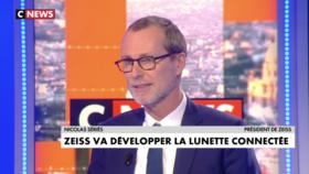 Nicolas Sériès, président de ZEISS France