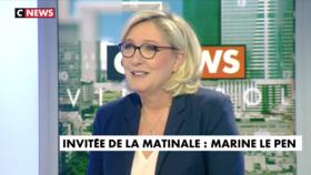 L'interview de Marine Le Pen