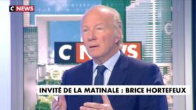 L'interview de Brice Hortefeux
