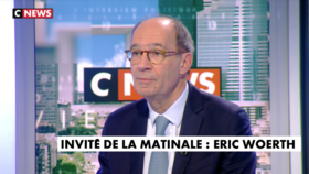 L'interview d'Eric Woerth