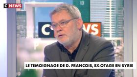 L'interview de Didier François, ex-otage en Syrie
