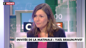 L'interview de Yaël Braun-Pivet