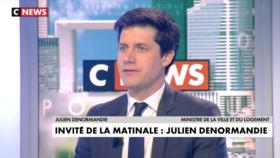L'interview de Julien Denormandie