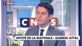 L'interview de Gabriel Attal