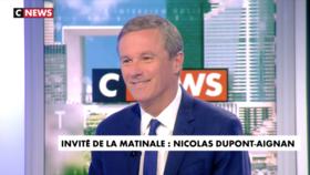 L'interview de Nicolas Dupont-Aignan