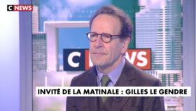 L'interview de Gilles Le Gendre