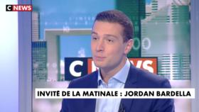 L'interview de Jordan Bardella