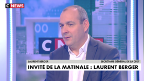 L'interview de Laurent Berger