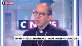 L'interview de Mgr Matthieu Rougé