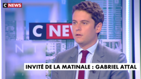 L'interview de Gabriel Attal