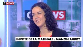 L'interview de Manon Aubry