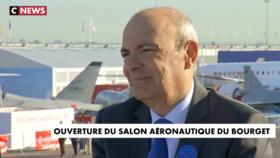 L'interview d'Éric Trappier