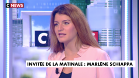 L'interview de Marlène Schiappa