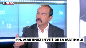 L'interview de Philippe Martinez