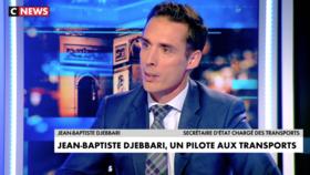 Jean-Baptiste Djebbari : Sans Détours du 15/09/2019