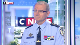 L'interview du général Richard Lizurey