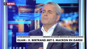 Xavier Bertrand : Sans Détours du 13/10/2019