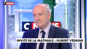 L'interview d'Hubert Védrine