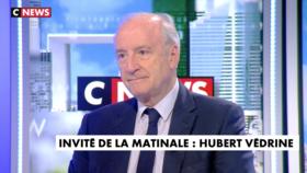L'interview d'Hubert Védrine