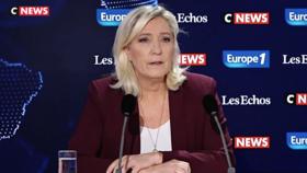 Marine Le Pen : Le Grand Rendez-Vous du 15/12/2019