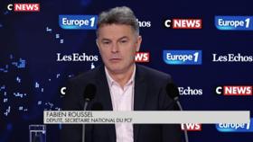 Fabien Roussel : Le Grand Rendez-Vous du 22/12/2019