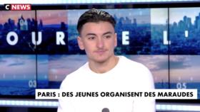 Issam Bouziane: Envie d'agir du 03/02/2020
