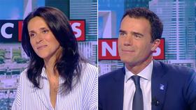 L'interview de Chrysoula Zacharopoulou et Sandro Gozi