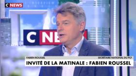 L'interview de Fabien Roussel