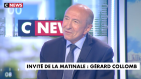 L'interview de Gérard Collomb