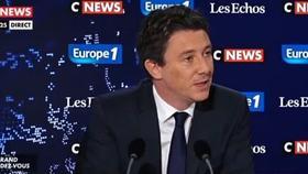 Benjamin Griveaux : Le Grand Rendez-Vous du 06/10/2019