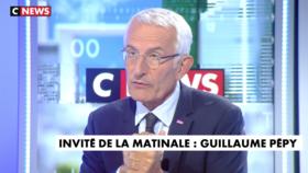 L'interview de Guillaume Pépy
