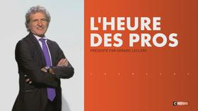L'Heure des Pros du 18/07/2019