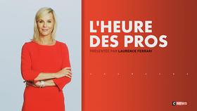 L'Heure des Pros (1er débat) du 23/05/2018