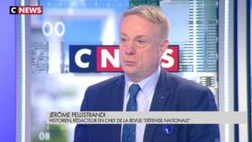 L'interview de Jérôme Pellistrandi
