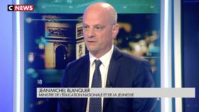 Jean-Michel Blanquer : Sans Détours du 08/09/2019