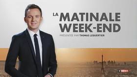 L'invité(e) de la Matinale week-end du 15/12/2018
