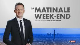 L'invité(e) de la Matinale week-end du 22/09/2019