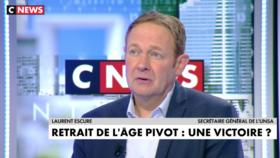 L'interview de Laurent Escure