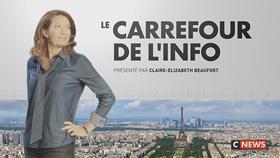 L'invité(e) du Carrefour de l'info du 14/01/2019