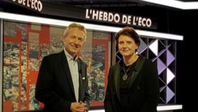 Laurence Comté-Arassus, présidente de MEDTRONIC - L'Hebdo de l'Eco