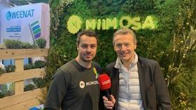 Florian Breton, Fondateur et Président de MiiMOSA – L'Hebdo de l'Éco