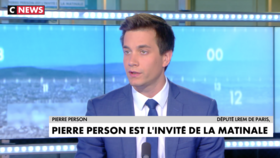 L'interview de Pierre Person