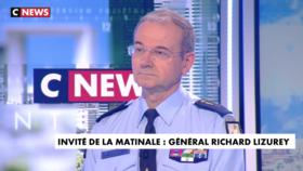 L'interview du général Richard Lizurey