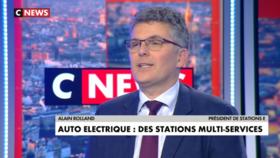 Les station de recharge pour voiture électrique de demain - L'Hebdo de l'Eco