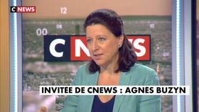 Agnès Buzyn invitée de Jean-Pierre Elkabbach